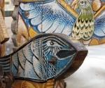 Fish armrests