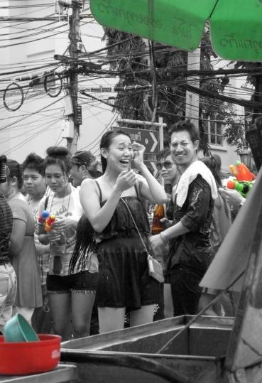 Songkran in Bangkok 2