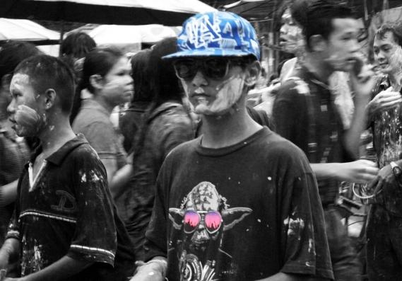 Songkran in Bangkok 10