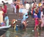 Washing, gargling and ritual cleansing