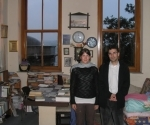 oguzhan-and-claire-in-his-room
