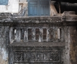 Built in 1926: Colonial architecture in steady decay
