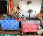 BBQ chuan at Sanjiang