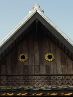 Luang Prabang roof detail