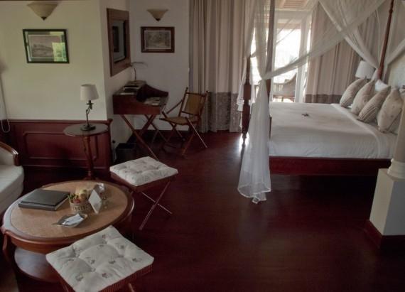 Luang Say Residence's Pioneer Suite