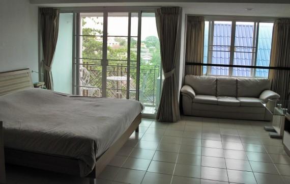 A room on the fourth floor